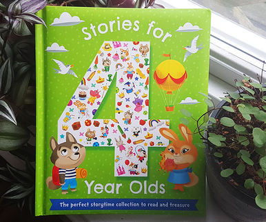 STORIES FOR 4 YEARS OLDS