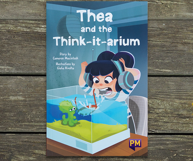 THEA AND THE THIK-IT-ARIUM